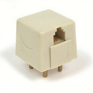 Phone Systems - Modular Jack Adapter
