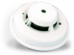 Alarm Systems - Wireless Smoke/Heat Detector
